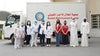 Gulf Bank Joins the Kuwait Red Crescent Society in Distributing Electrical Appliances to Disadvantaged Families