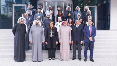 Gulf Bank Human Resources Department Wraps Up a Year of Employee Achievements in 2020