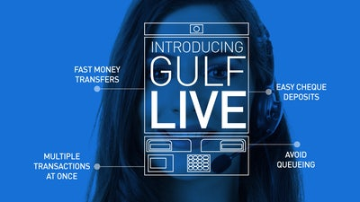Interactive Teller Machine (Gulf Live)