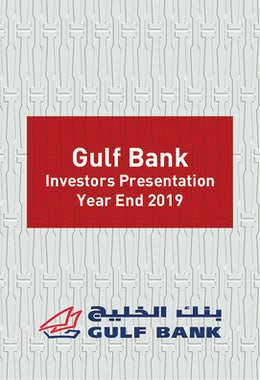Investors Presentations - Year end 2019