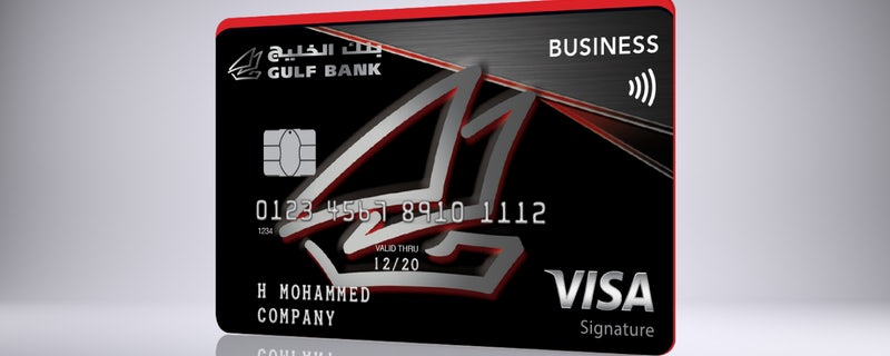 VISA Business Signature