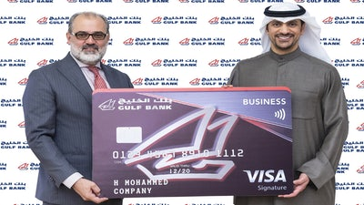 Visa Signature Business Credit Card