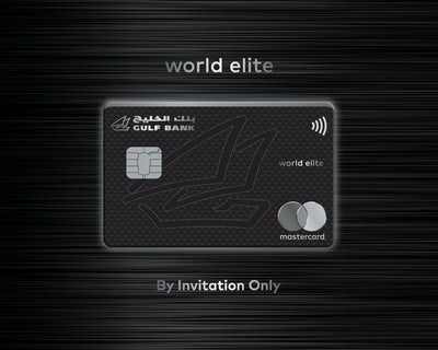 World Elite Mastercard